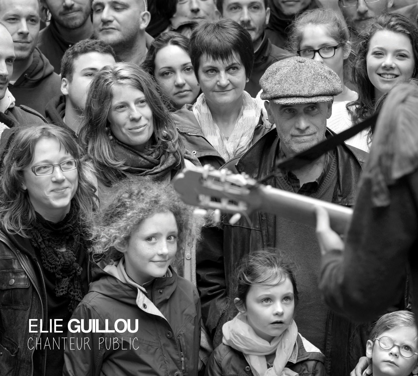 Elie Guillou : Chanteur Public