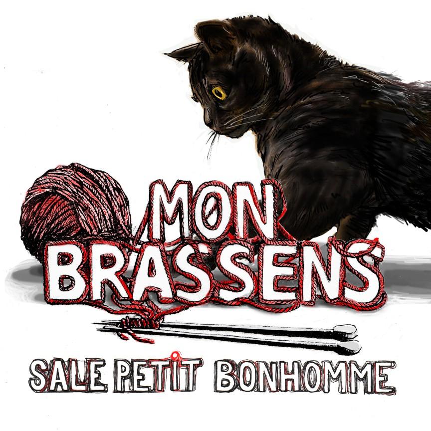 Sale Petit Bonhomme : Mon Brassens