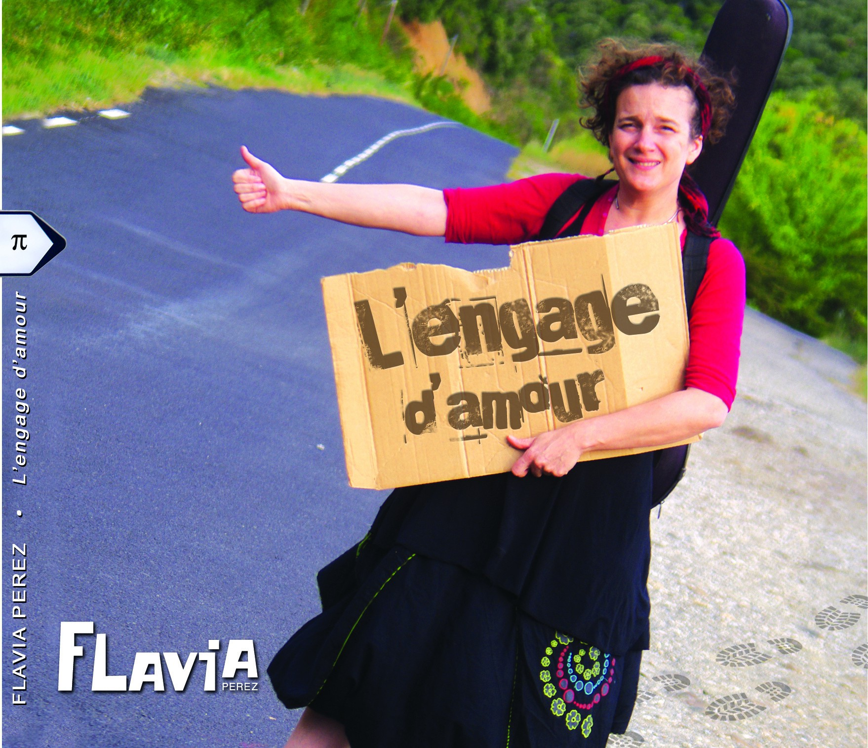 Flavia Perez : L'engage d'amour