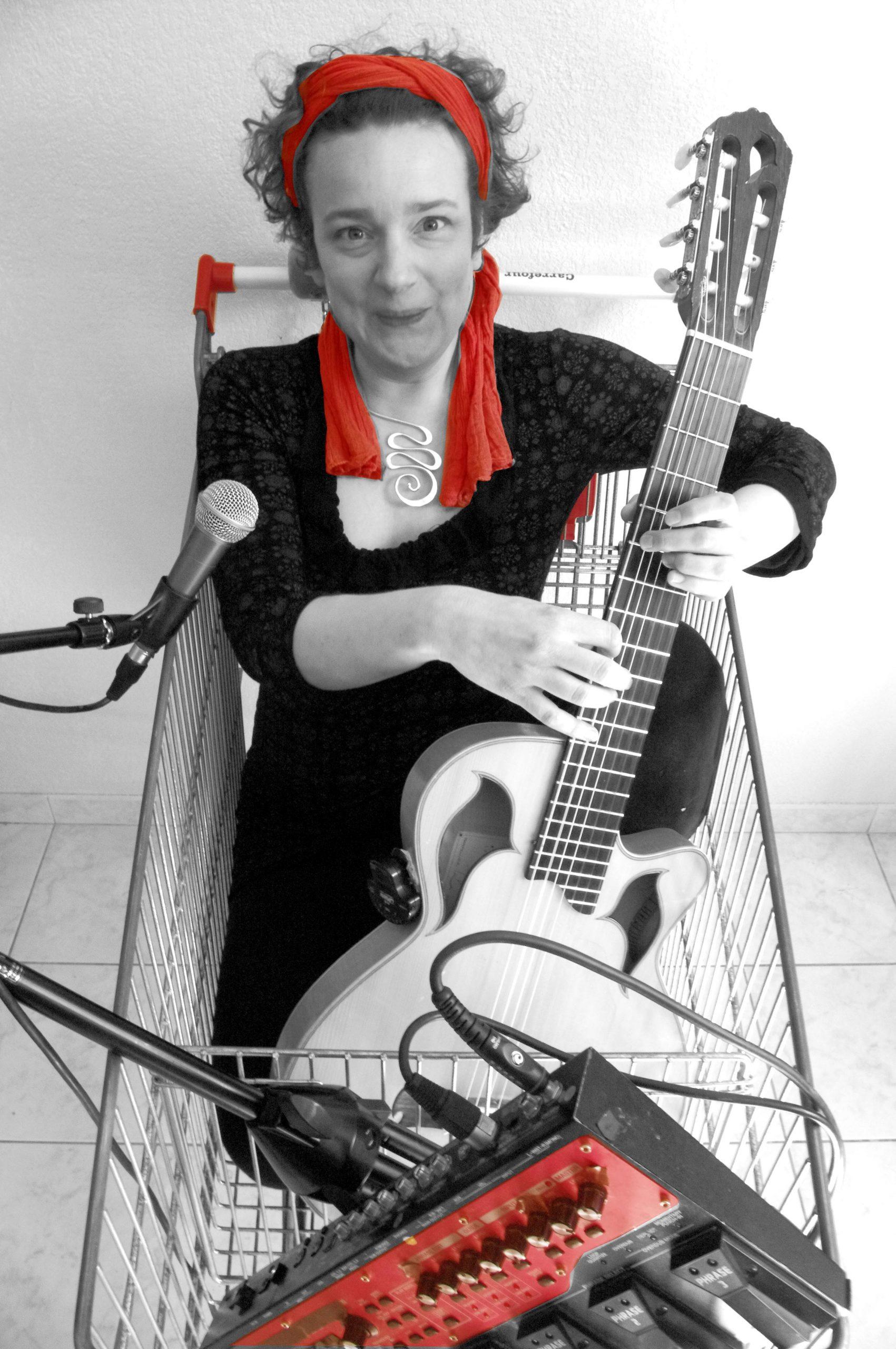 Flavia Perez : L'engage d'amour