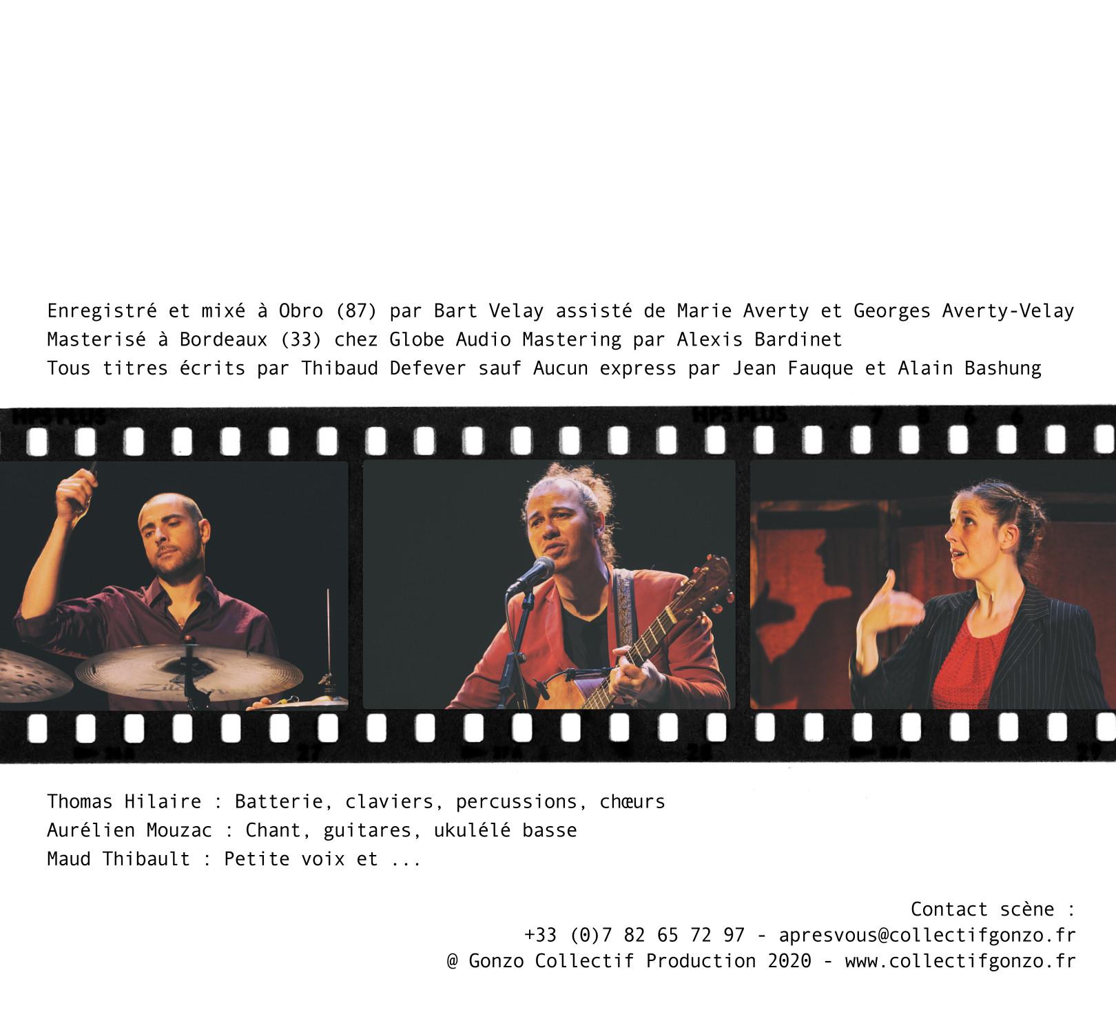 Pack Après Vous… : CD 5 titres + DVD