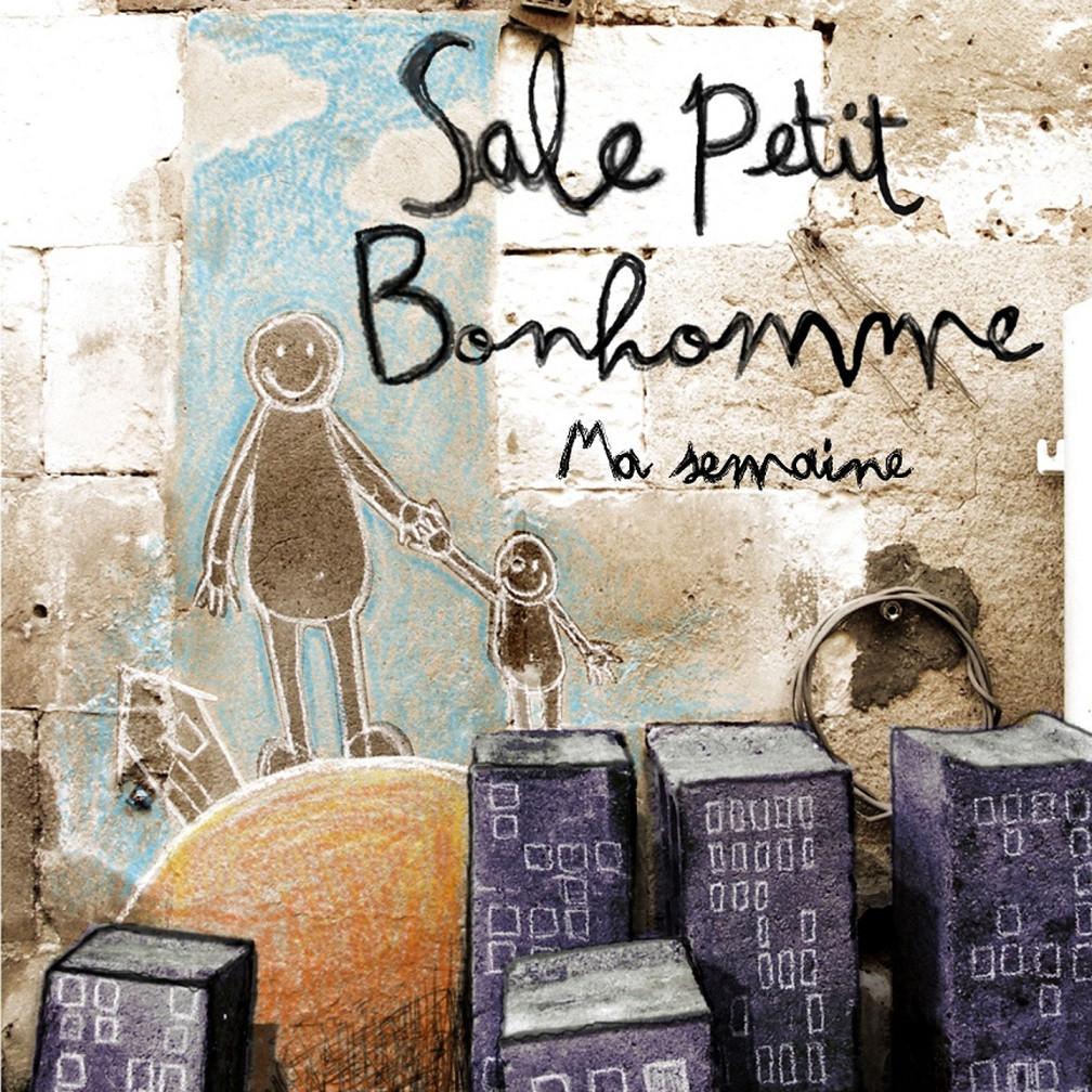 Pack Sale Petit Bonhomme: les 4 albums!