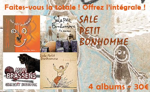 Pack Sale Petit Bonhomme